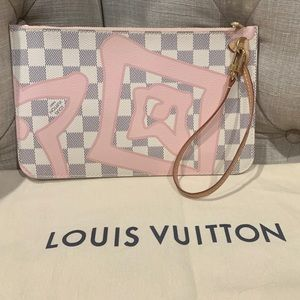 Limited Edition Louis Vuitton Tahitienne Pouch